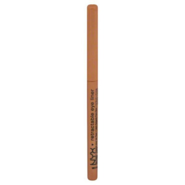 NYX Eye Liner, Retractable, Water Proof, Gold MPE06
