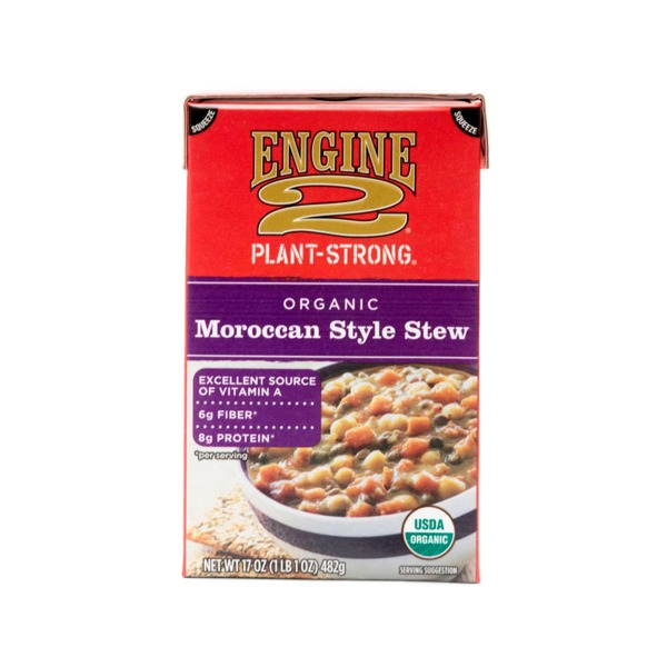 Engine 2 Organic Moroccan Style Stew