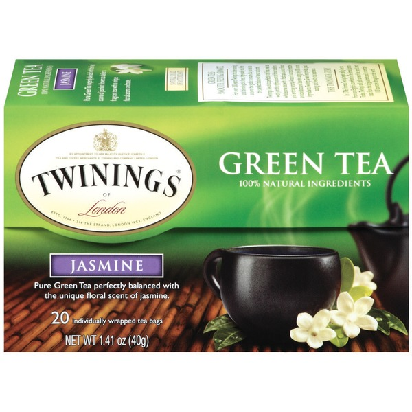 Twinings Jasmine Green Tea Bags