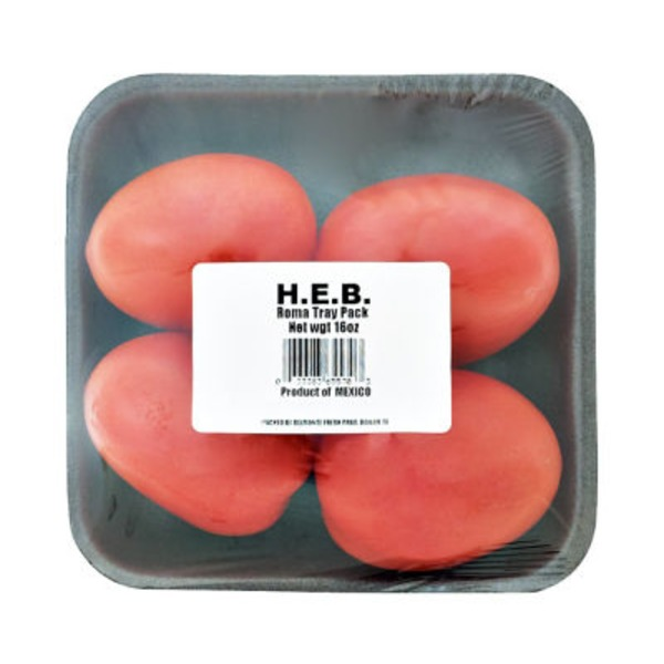 Tesoro Roma Tomatoes Bag