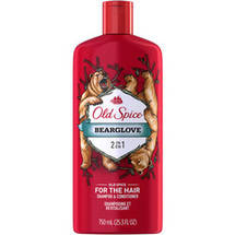 Old Spice 2n1 Bearglove