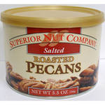 Superior Nut Roasted Salted Pecans