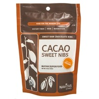 Navitas Naturals Sweet Raw Cacao Chocolate Nibs