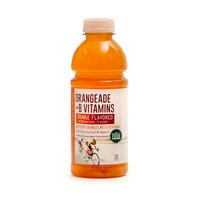 Whole Foods Market Orangeade With Vitamin B Water