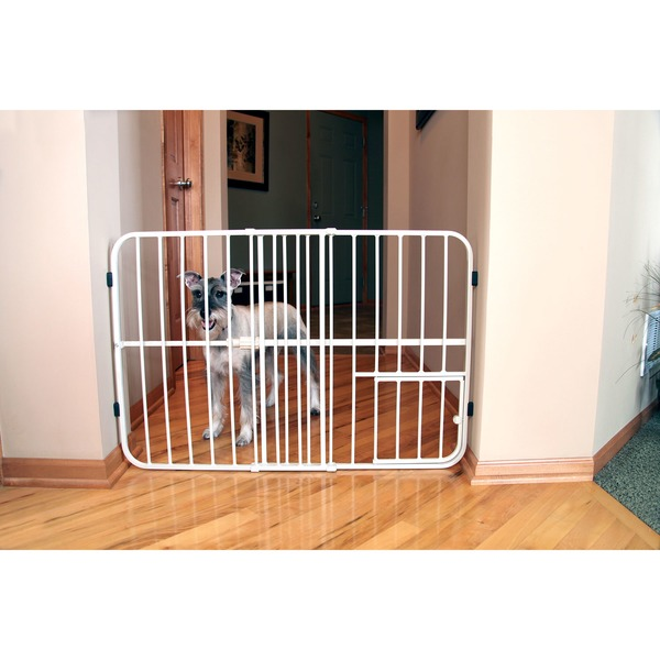 Tuffy Expandable Gate