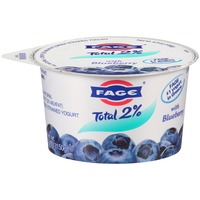 Fage Total 2% with Blueberry Lowfat Greek Strained Yogurt