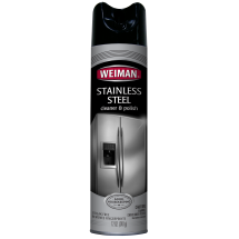 Weiman Stainless Steel Cleaner & Polish, 12 Oz