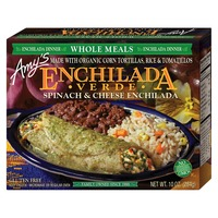 Amy's Spinach & Cheese Enchilada Verde Meal