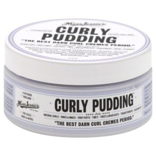 Miss Jessie's Curly Pudding