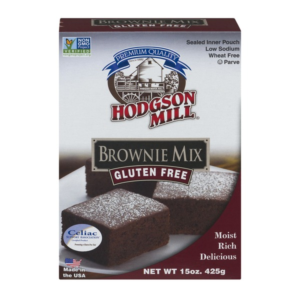 Hodgson Mill Brownie Mix Gluten Free