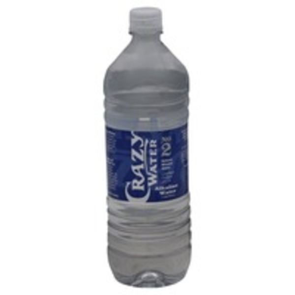 Crazy Water Natural Mineral No. 2 Alkaline Water