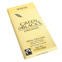 Green & Black's King Bars White with 30% Cacao Content Organic Chocolate