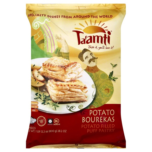 Taamti Bourekas, Potato