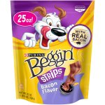 Purina Beggin' Strips Bacon Flavor Dog Treats, 25 oz. Pouch