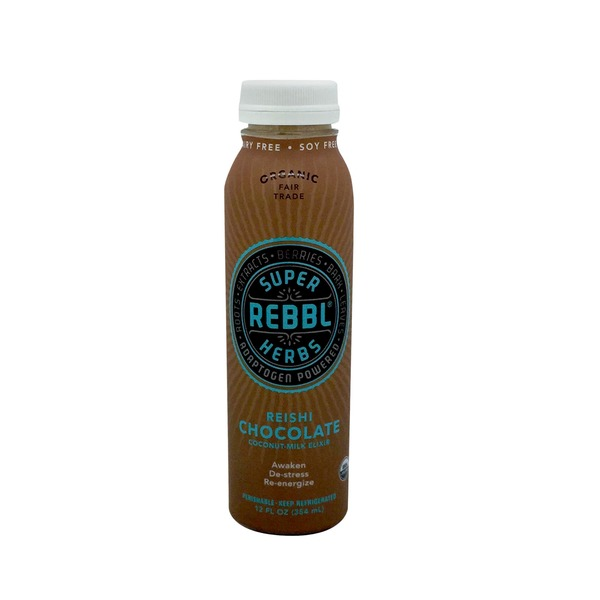 Super Rebel Herbs Reishi Chocolate Coconut Milk Elixir