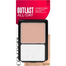 COVERGIRL Outlast 3 in 1 Ultimate Finish Liquid Powder Makeup Ivory 405, .4 oz
