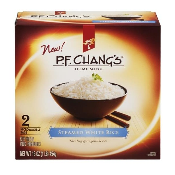 P.F. Chang's Steamed White Rice
