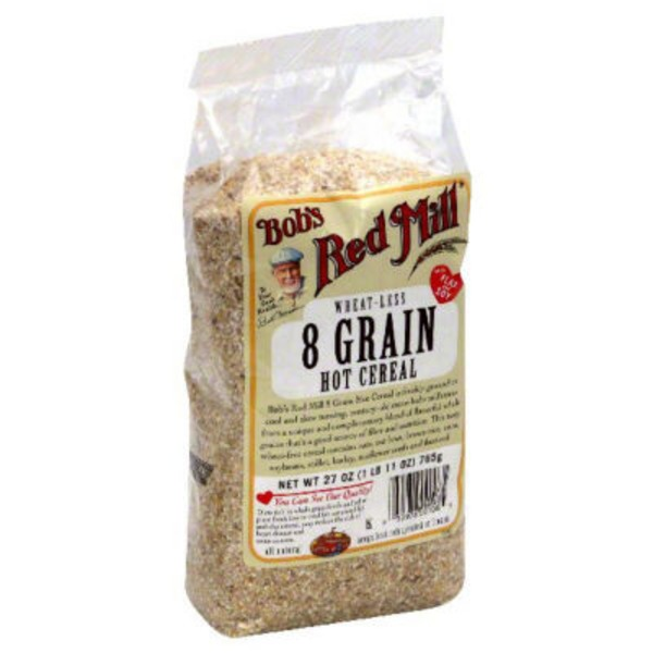 Bob's Red Mill Gluten Free 8 Grain Hot Cereal