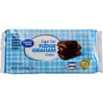 Great Value Fudge Graham Cookies, Sugar Free, 12.5 oz