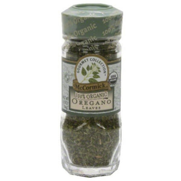 McCormick Gourmet Collection Organic Oregano