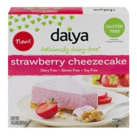 Daiya Deliciously Dairy-Free Strawberry Cheezecake