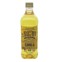 The Solio Family Canola Oil