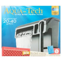 AquaTech Ultra Quiet Power Water Filter Fish & Aquatic Pet Filter