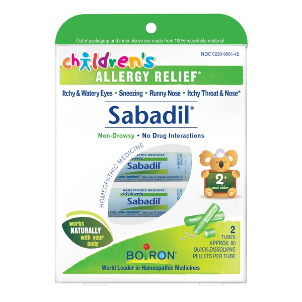 Boiron Children's Allergy Relief