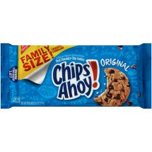 Nabisco Chips Ahoy! Original Chocolate Chip Cookies 18.2 oz. Tray