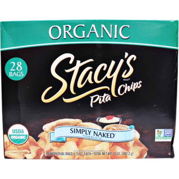 Stacy's Organic Pita Chips
