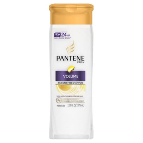 Pantene Sheer Volume Pantene Blowout Extend Sheer Volume With Collagen Plumping Effect Weightless Shampoo With Trial Size Blowout Extend Dry Shampoo 12.6 Fl Oz  Female Hair Care
