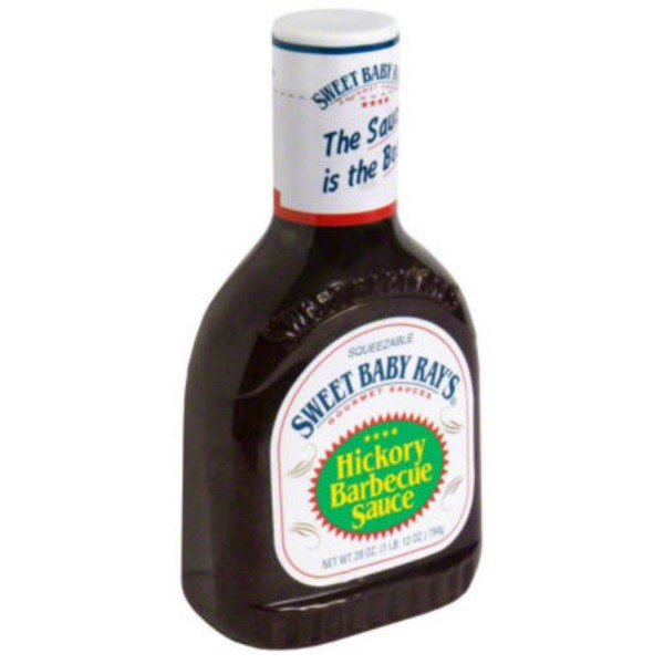 Sweet Baby Ray's Hickory Brown Sugar Barbecue Sauce
