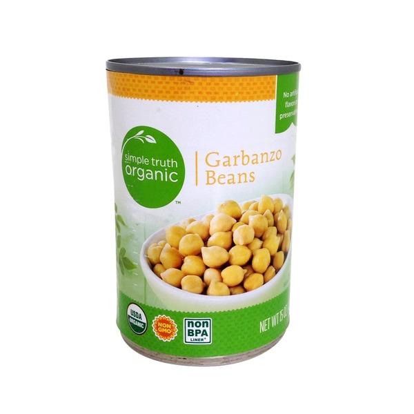 Simple Truth Organic Garbanzo Beans