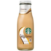 Starbucks Frappuccino S'mores Chilled Coffee Drink