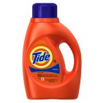 Tide Original Scent Liquid Laundry Detergent, 25 Loads, 40 fl oz