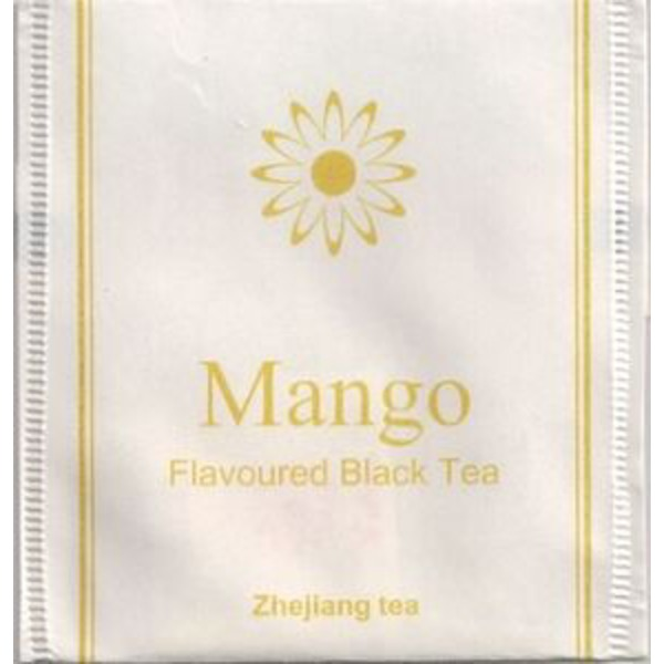 Vinis Mango Flavored Black Tea Bags