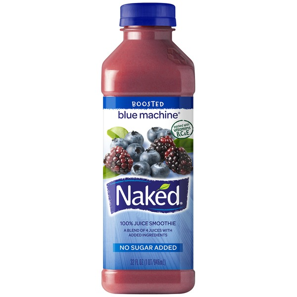 Naked Juice Blue Machine Chilled Juice