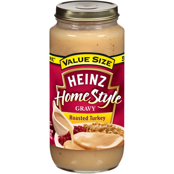 Heinz HomeStyle Roasted Turkey Gravy