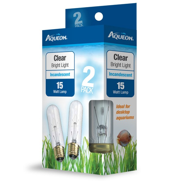 Aqueon Clear Bright Light 15 Watt Lamp