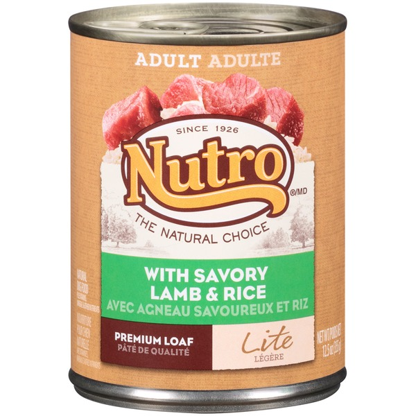 Natural Choice Foods Adult Lite With Lamb