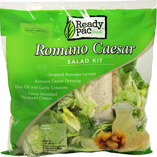 Ready Pac Bistro Caesar Salad Kit