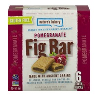 Nature's Bakery Gluten Free Pomegranate Fig Bar