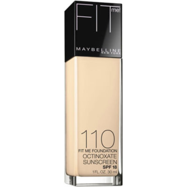 Fit Me® 110 Porcelain Foundation