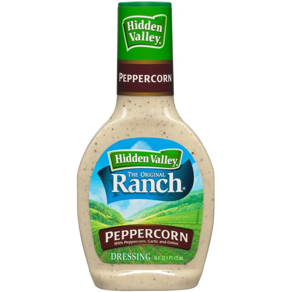Hidden Valley The Original Ranch Dressing Peppercorn