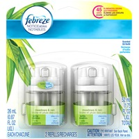 Febreze Noticeables Febreze NOTICEables Meadows & Rain Dual Refill Air Freshener (2 Count, 1.75 Oz) Air Care