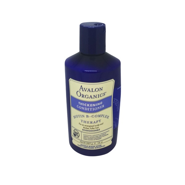 Avalon Organics Therapy Biotin B-Complex Thickening Conditioner