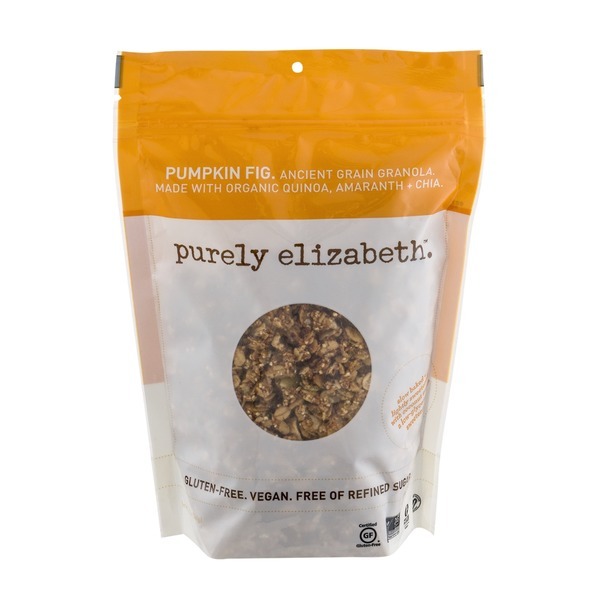 Purely Elizabeth Pumpkin Fig Ancient Grain Granola