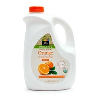 365 Organic No Pulp Orange Juice