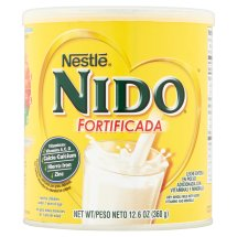 Nestle Nido Mix, Dry Milk, 12.6 Oz, 1 Count