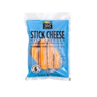 365 Mild Cheddar Cheese Sticks